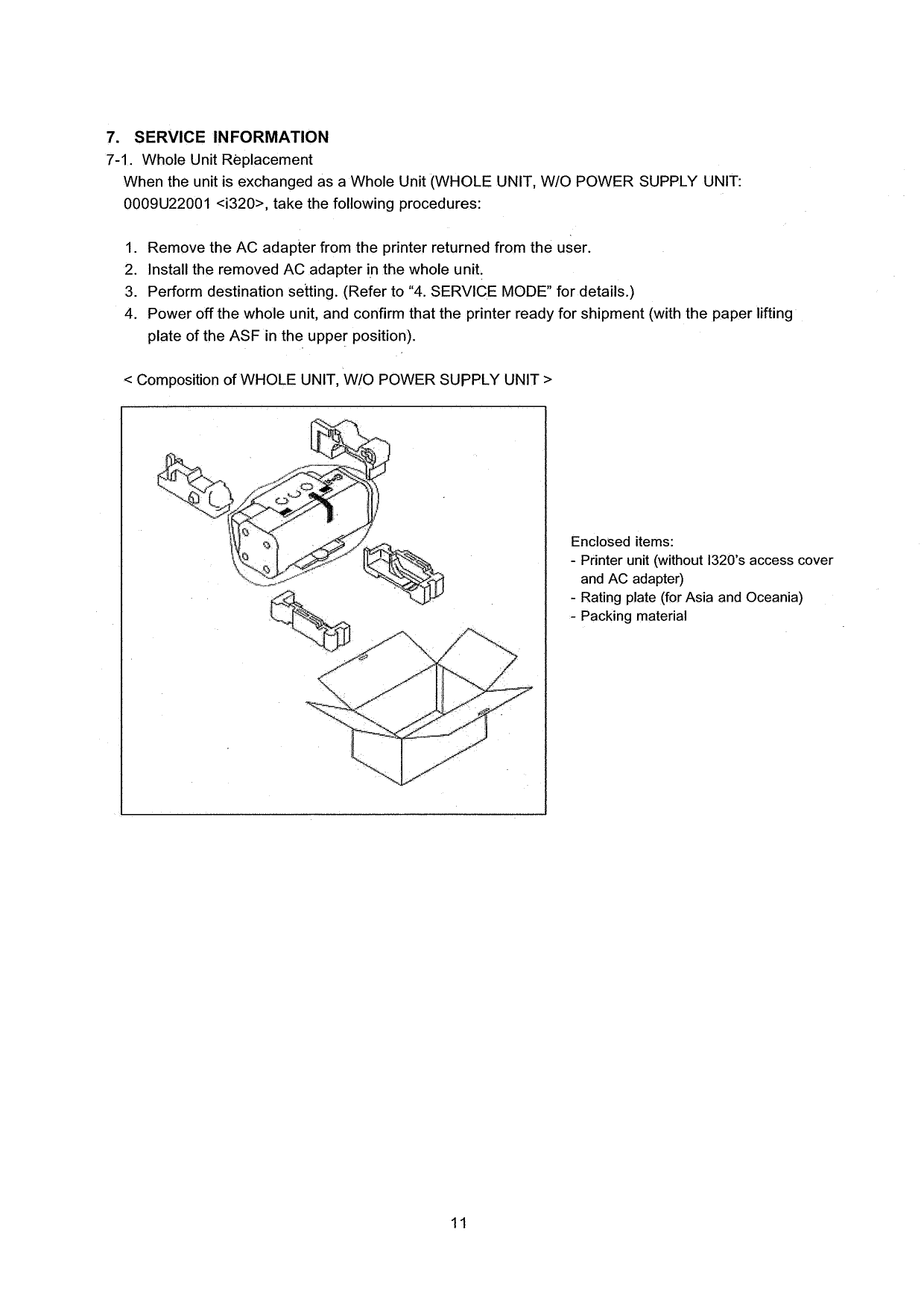 Canon PIXUS i320 Service Manual Simplified-5